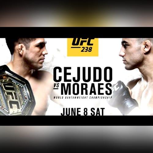 UFC 238 : Promo