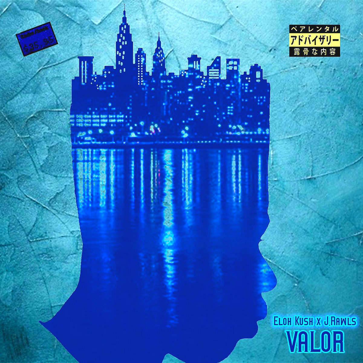 J.Rawls & Eloh Kush release 'Valor' EP