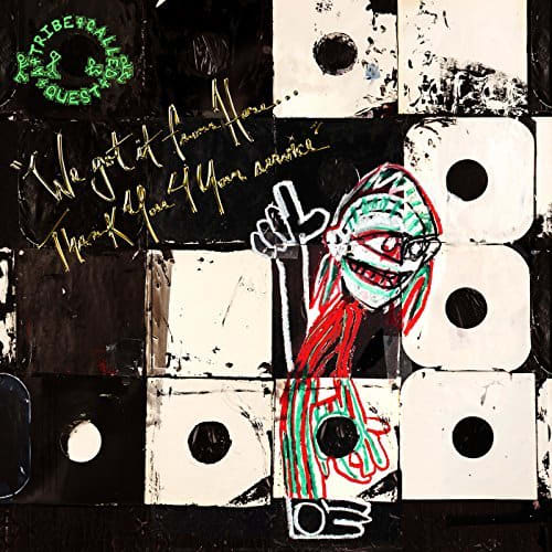 Publishing Shares On A Tribe Called Quest's New Album