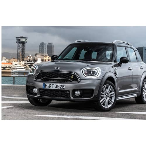 MINI Countryman Plug-in Hybrid Ad