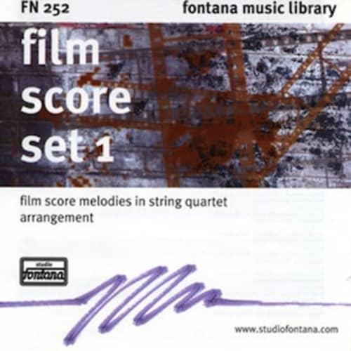 Film Score Set 1