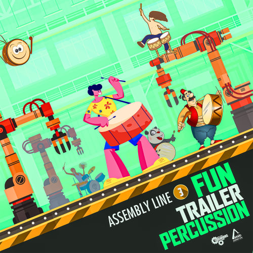 Assembly Line 3- Fun Trailer Percussion