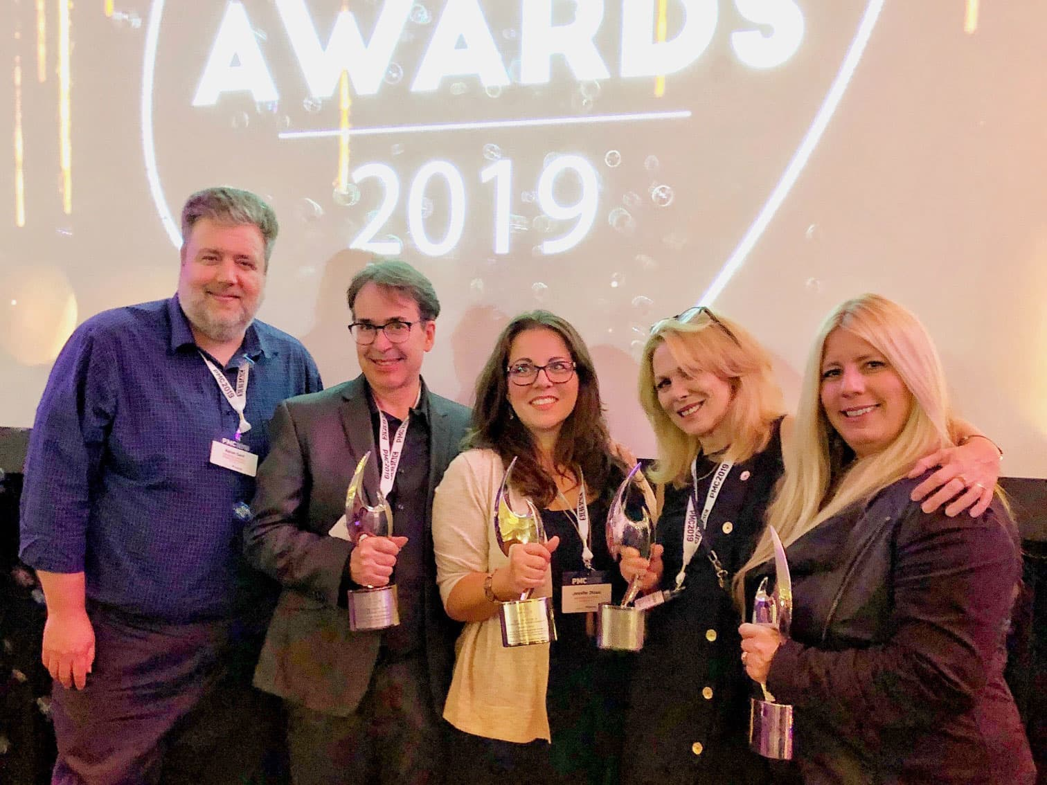 WARNER CHAPPELL PRODUCTION MUSIC BRINGS HOME FOUR MARK AWARDS