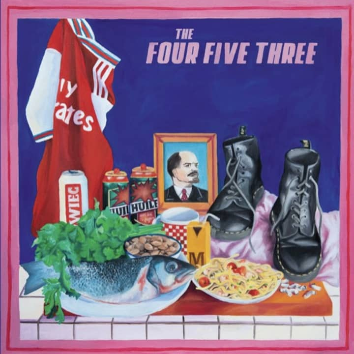 The Jacques release record 'The Four Five Three'