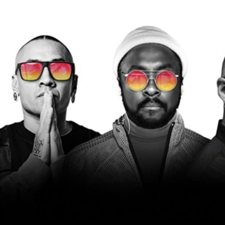 """The Black Eyed Peas hit #1 on the Billboard Hot Latin Songs chart with """"RITMO"""""""