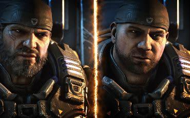 Gears 5 Xbox Series X|S Update