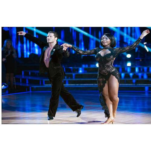 Normani & Val Dancing With The Stars