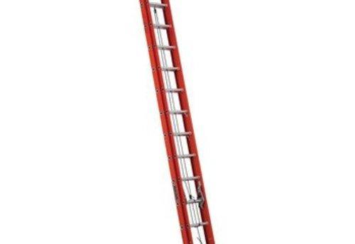 28 Foot Fiberglass Extension Ladder