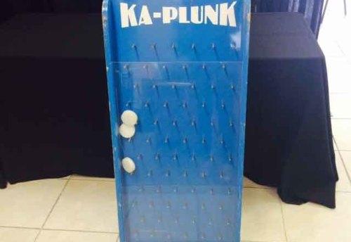 Ka-Plunk Carnival Game