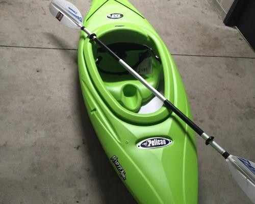 Pelican Vortex 80x Kayak