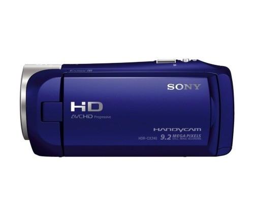 HDRXC240/L 2.7-inch LCD Video Camera