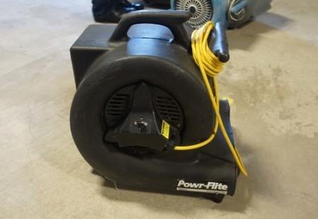 1/2 hp Carpet Dryer / Air Mover