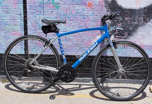 Hybrid Fitness Bike