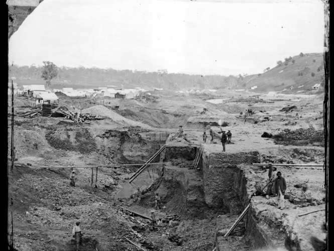 Rivers of Gold: The Impact of Historical Gold Mining on Victorian Rivers and Floodplains