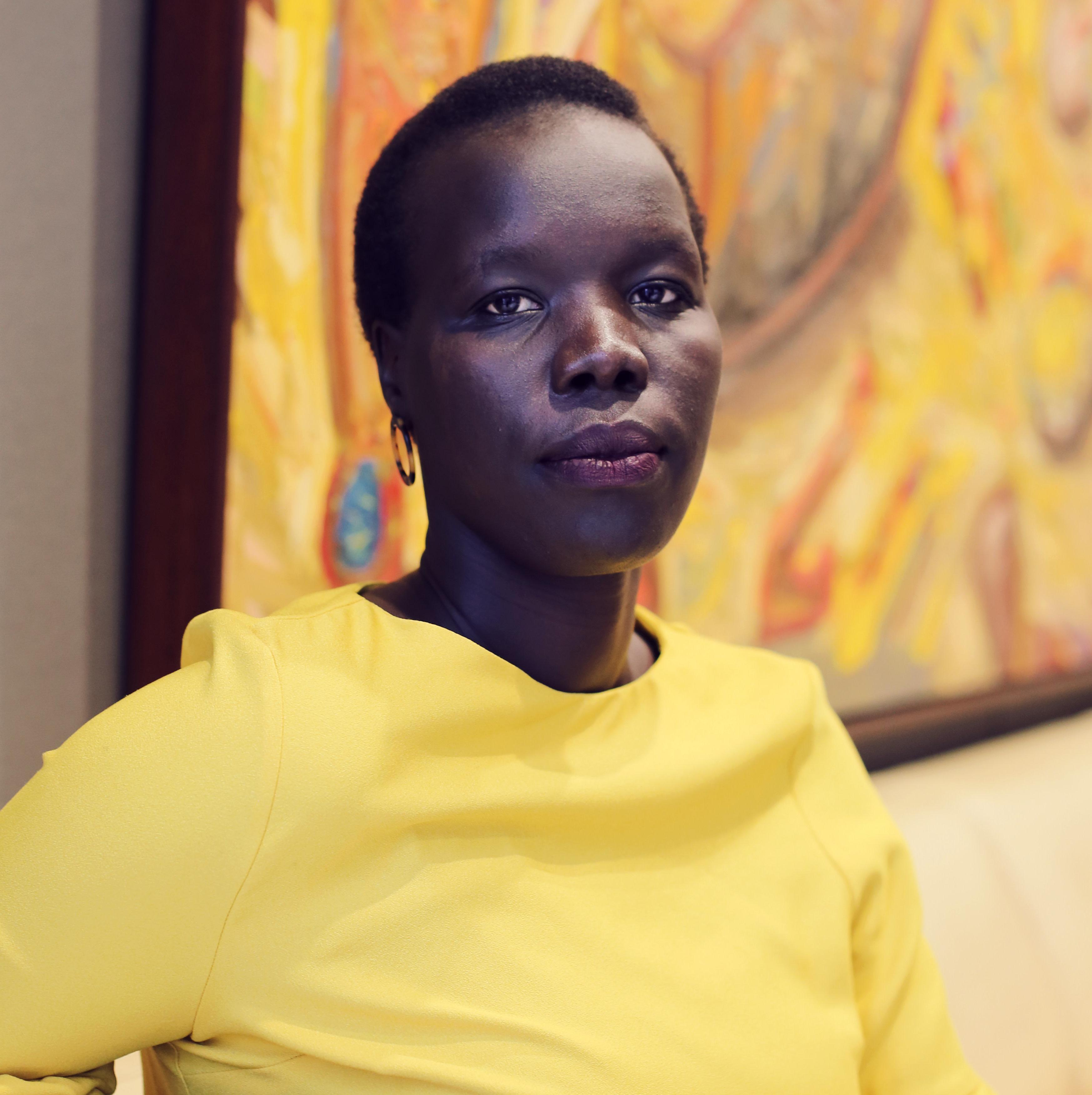Ms Nyadol Nyuon