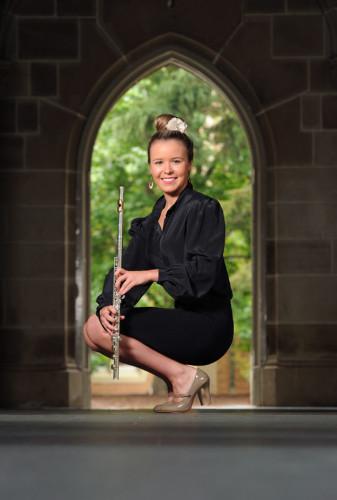 Lauren Gorman Concert for Flute