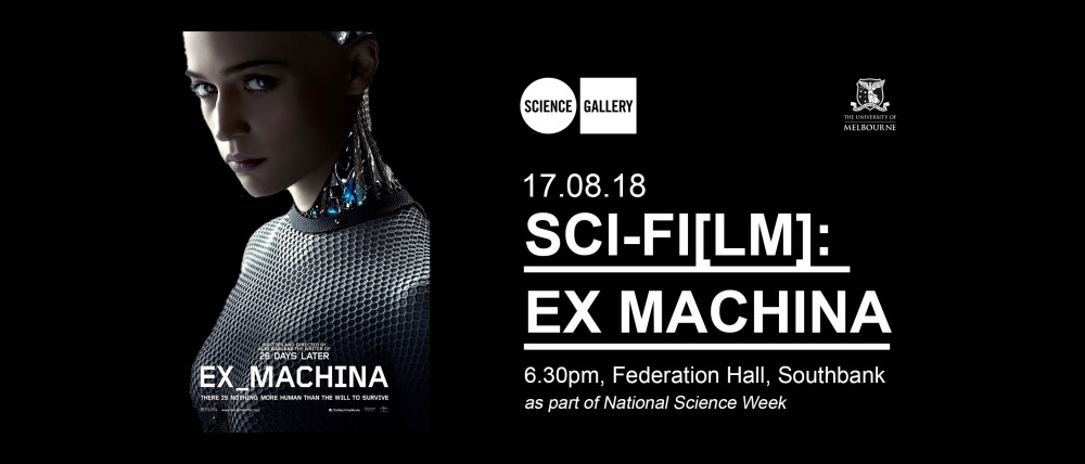 Sci-Fi[lm]: Ex Machina