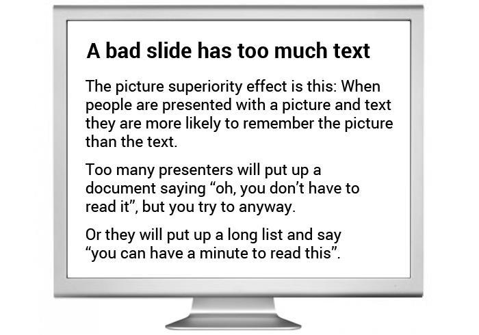 Avoid this ...