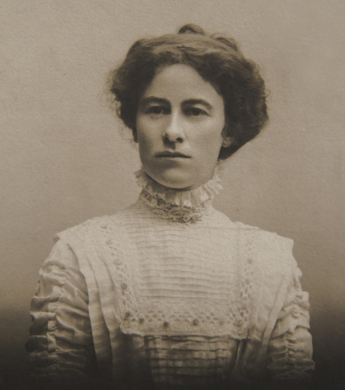 Mary Glowrey circa 1926. Picture: © Catholic Women's League of Victoria and Wagga Wagga. Used with permission.
