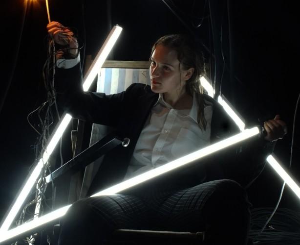 DFLTLX, or Doctor Faustus Lights the Lights