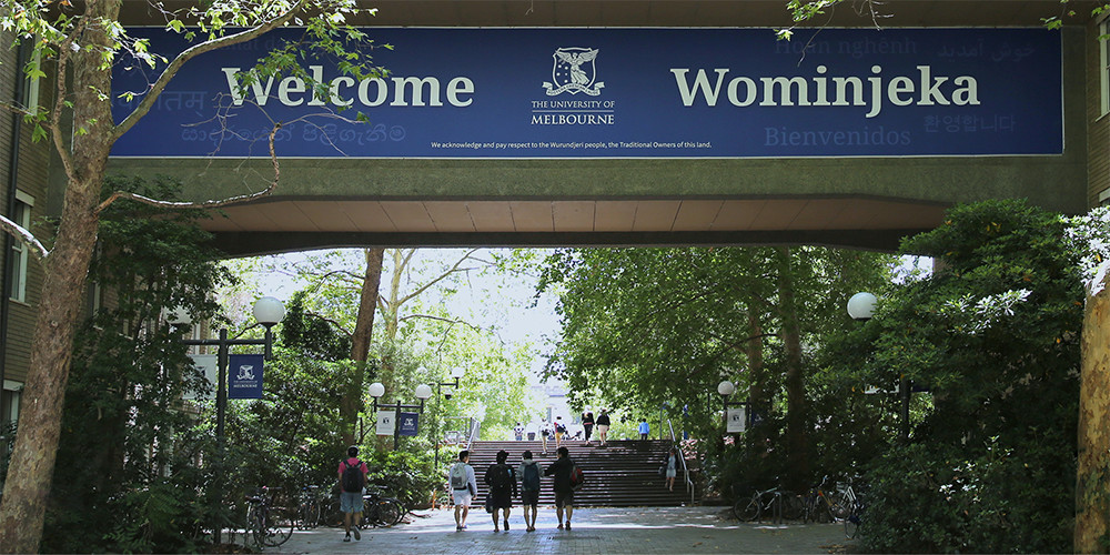 The University of Melbourne Virtual Fair