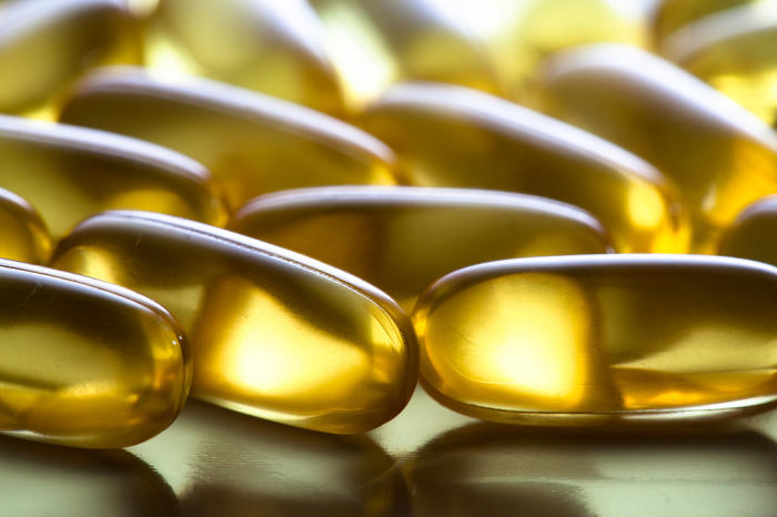 Omega 3 fish oil has a good track record for joint health and for improving mood but can also be used as a complementary medicine for people on antidepressants. Picture: Jo Christian Oterhals/Flickr