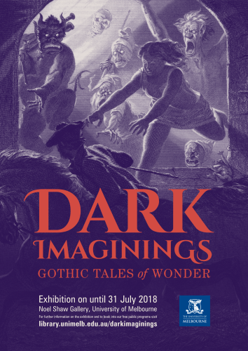Dark Imaginings: Gothic Tales of Wonder