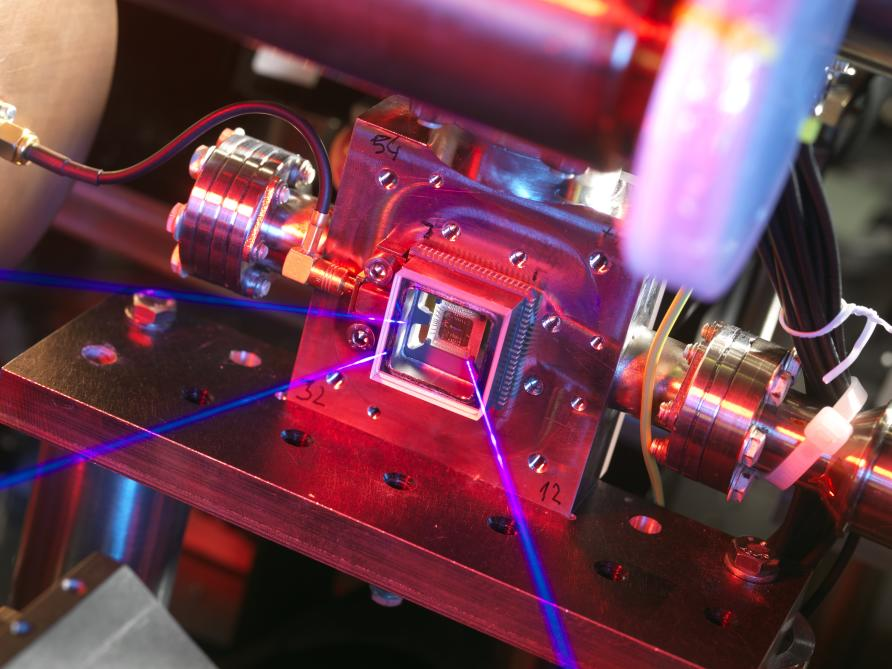 Quantum leap in computer simulation | Pursuit by The University of
