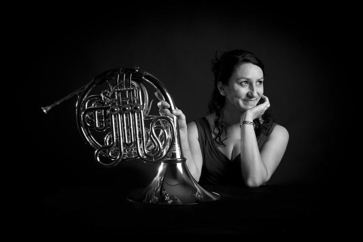 Wind Festival Sunday Masterclass - Horn with Carla Blackwood