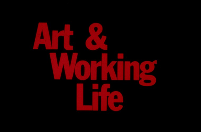 Art and Working Life