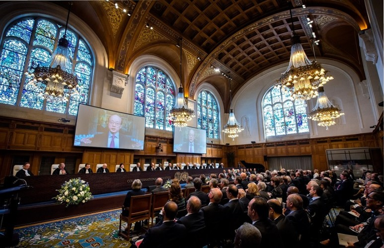 Litigating before the International Court of Justice