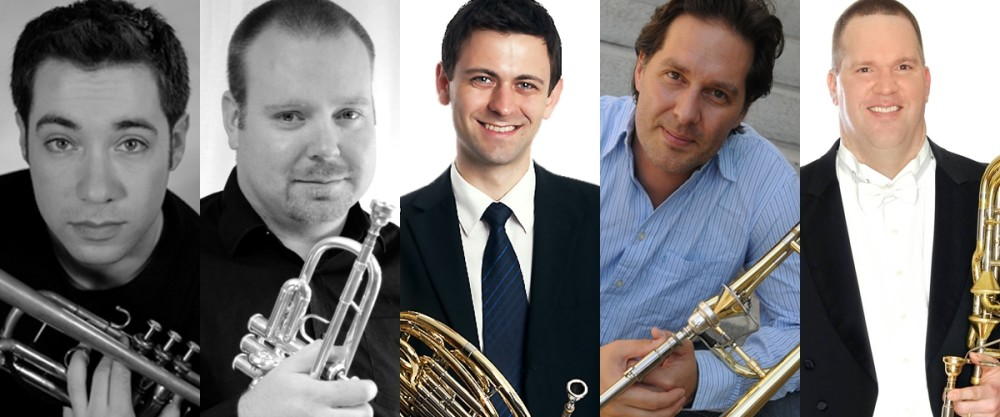 Lunch Hour Concert: Melbourne Brass Quintet