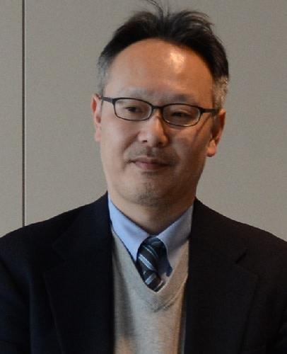 Professor Futoshi Iwata