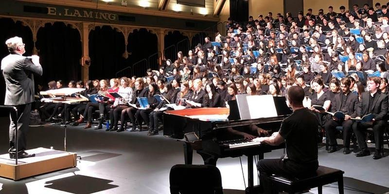 Conservatorium Choir: Concert 1