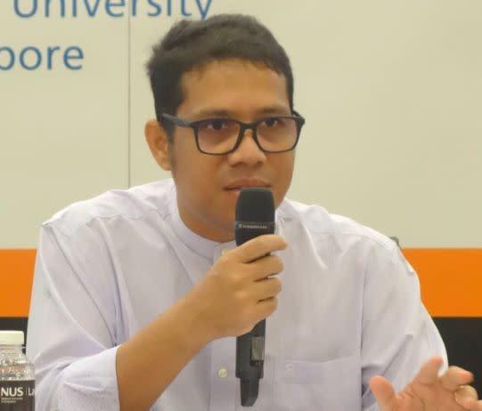 Dr Nyi Nyi Kyaw