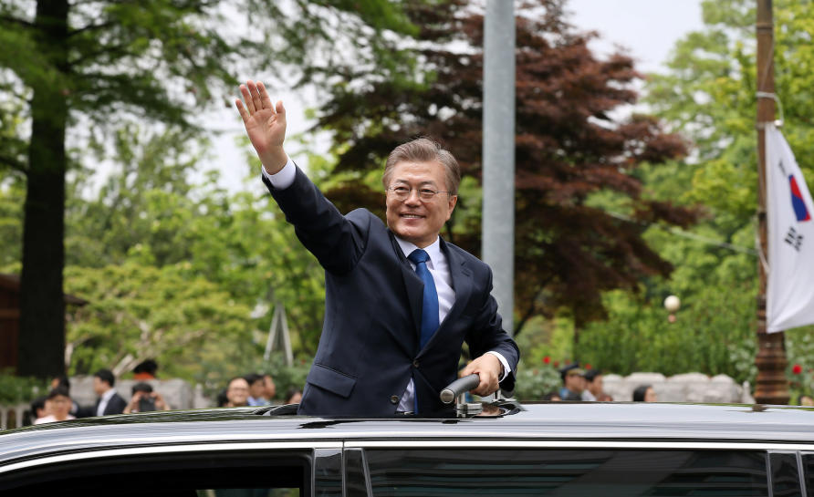 Graft trial of former South Korea president to begin Tuesday