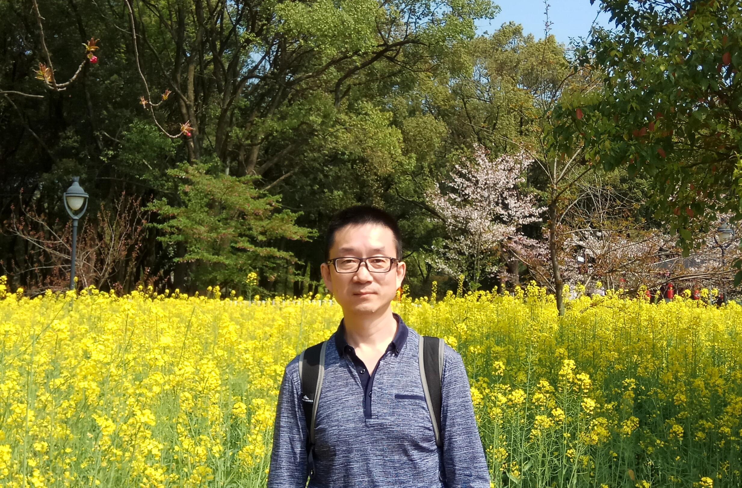 Dr George Liu