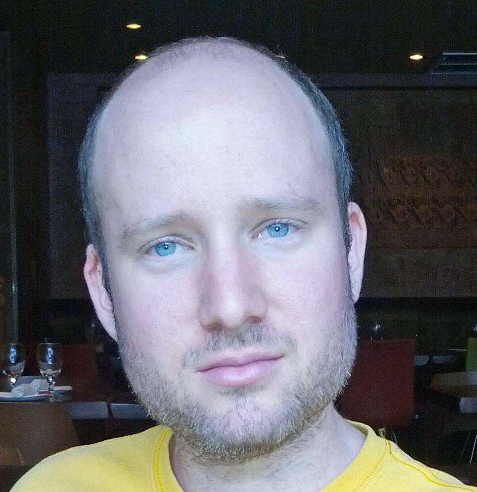 Professor Ivan Corwin