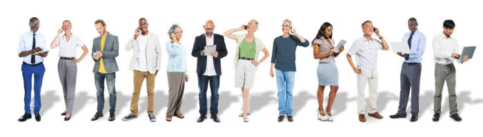 Using technology can enable people with diabetes better self-manage their condition. Picture: iStock