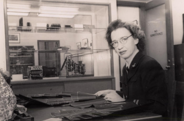 Grace Hopper's work led to the establishment of computer programming language COBOL. Image: National Museum of American History, Smithsonian Institution