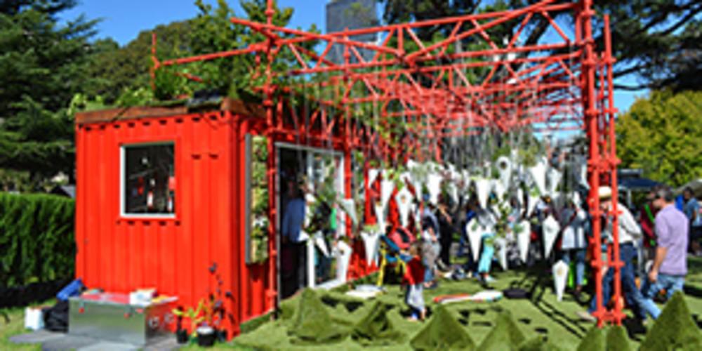 Burnley 125 installation at Science Festival