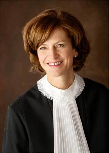 Justice Julie Dutil