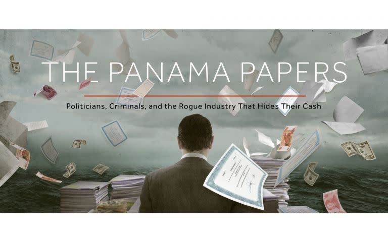 Shelling Out: Bastian Obermayer and the Panama Papers