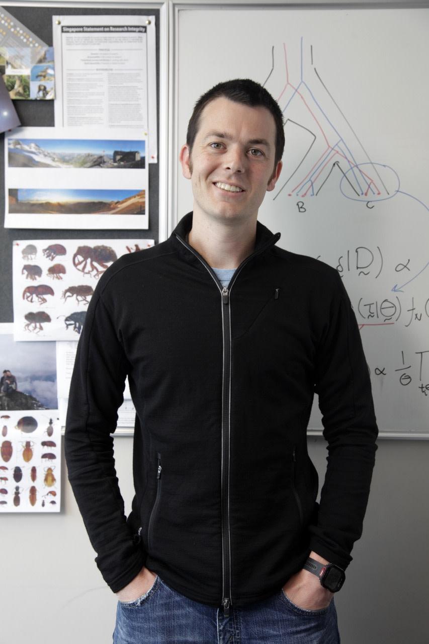 Professor Alexei Drummond