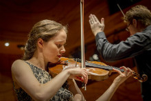 Dorcas McClean Travelling Scholarship for Violinists 2016: Semi-Final 1