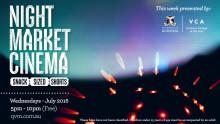 VCA Short Films at the Queen Victoria Night Market