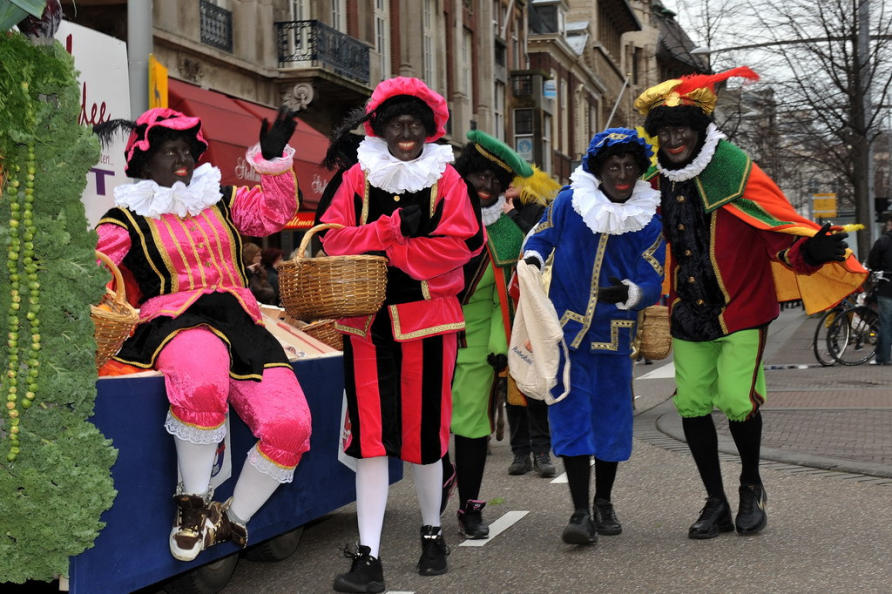 Black Pete Christmas History.Why The Netherlands Is More Split On Black Pete Than Ever