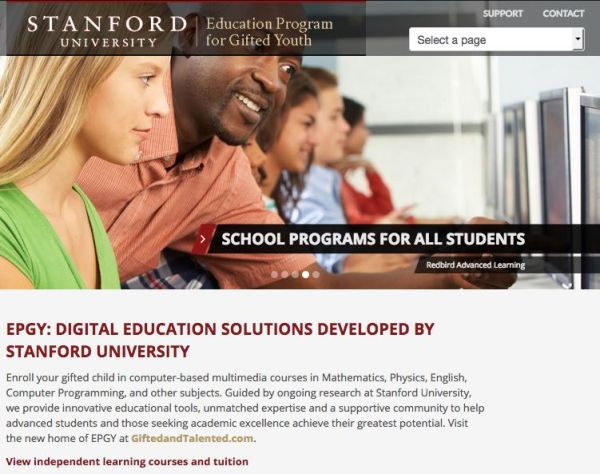 Stanford's Education Program for Gifted Youth