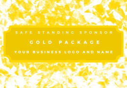 For Businesses: Gold Sponsor