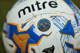 Official Shrewsbury Town football, signed by the player of your choice